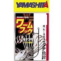 ヤマシタ(YAMASHITA) タチ魚針 WF 3/0 THWF30