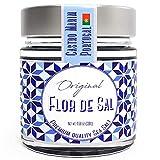 Fleur De Sel, Sea Salt from Portugal, Campo de Sal, 4.5 Oz
