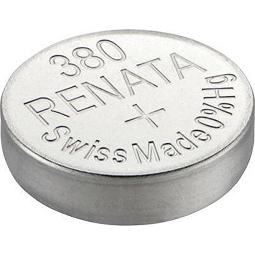 Uhrenbatterie Renata Swiss Made Renata 380 oder SR936SW 1.5V (1 x 380 oder SR 936 SW)