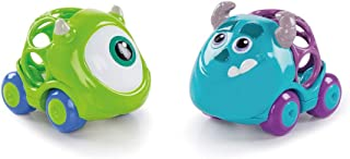 Disney Baby Go Grippers Monsters Inc. Collection from Oball, Ages 12 Months +