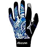 Mizuno Thunder Batting Glove, Royal, Small
