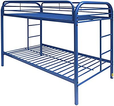 ACME Furniture Bed, Twin, Blue