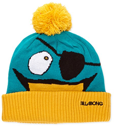 Billabong Herren Mütze Novelty Beanie Party, Teal, One size, 1Q2BN02BIW4 28 1 BI