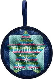 Alice Peterson Stitch-Ups Needlepoint Ornament Kit- Twinkle Twinkle Star