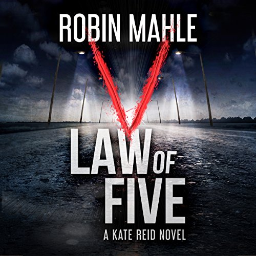 Law of Five: A Kate Reid Novel audiobook cover art