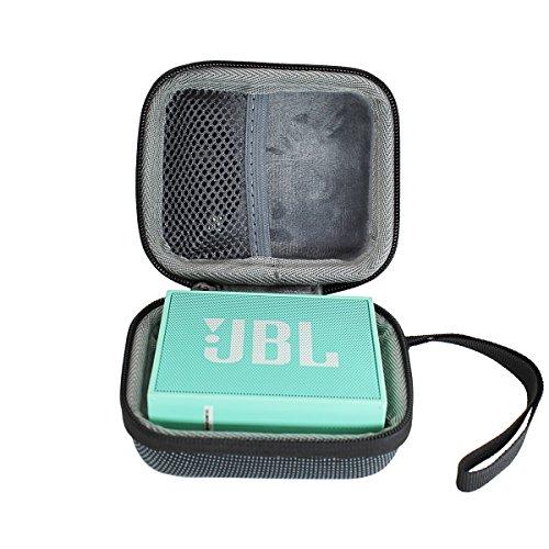 Hart Reise Tasche Case für JBL Go/GO2 Ultra Wireless Bluetooth Lautsprecher von VIVENS