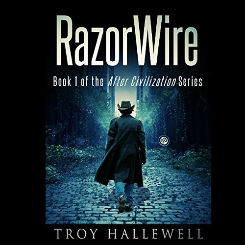 RazorWire cover art