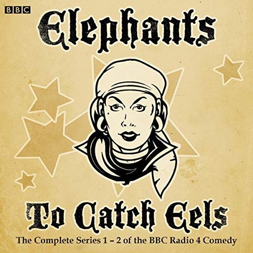 Elephants to Catch Eels audiobook cover art