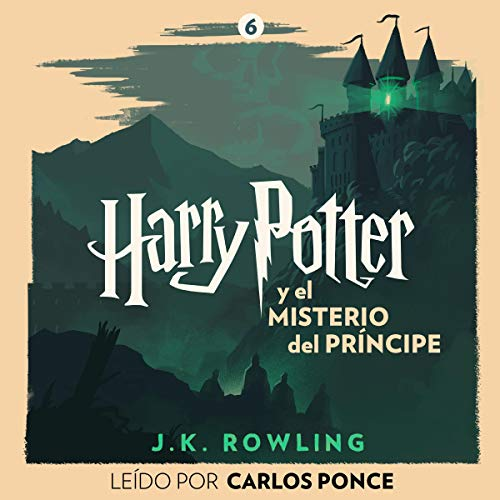 Harry Potter y el misterio del príncipe (Harry Potter 6)                   By:                                                                                                                                 J.K. Rowling                               Narrated by:                                                                                                                                 Carlos Ponce                      Length: 19 hrs and 30 mins     Not rated yet     Overall 0.0