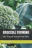 BROCCOLI FARMING: How To Grow Broccoli From Seed