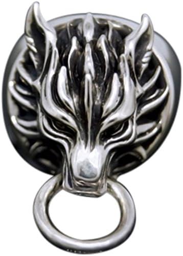 directo de fábrica Holysteed Cosplay Prop_Final Fantasy 7 AC_General_Wolf head head head ring cupronickel  el mejor servicio post-venta