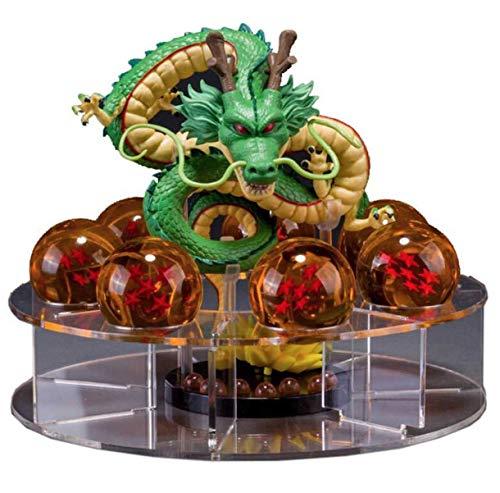 La figurine Shenron et les 7 boules de cristal