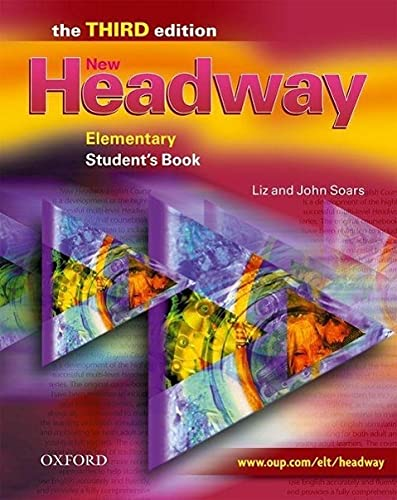 By Varios Autores New Headway Elementary 3rd Edition Students Book Pdf Epub Lire Or Télécharger