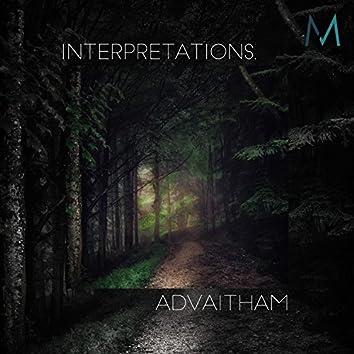 Interpretations.
