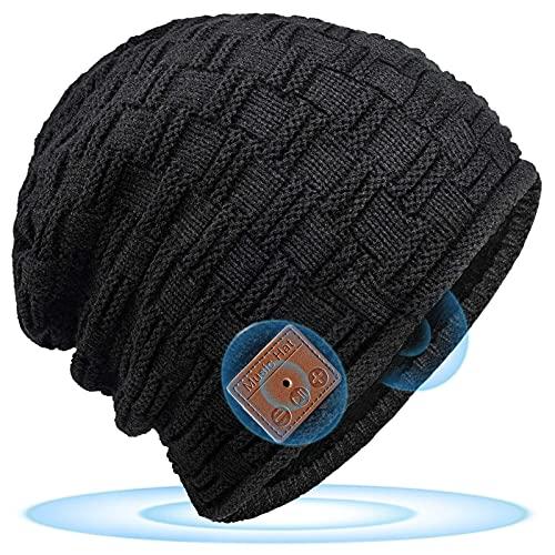 HANPURE Bluetooth Gorro Invierno Hombre...