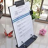 XIANGSHANG Stehen Buch Adjustable Desktop Document-Buch-Lesestandplatz-Halter Halter Anzeigen...