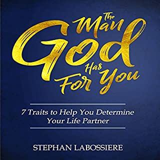 The Man God Has For You audiobook cover art