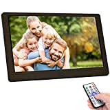 Digital Photo Frame, 10 inch Digital Picture Frame HD 1920x1080...
