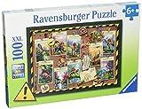 Ravensburger Haflinger 10868–Puzzle 100pieces XXL