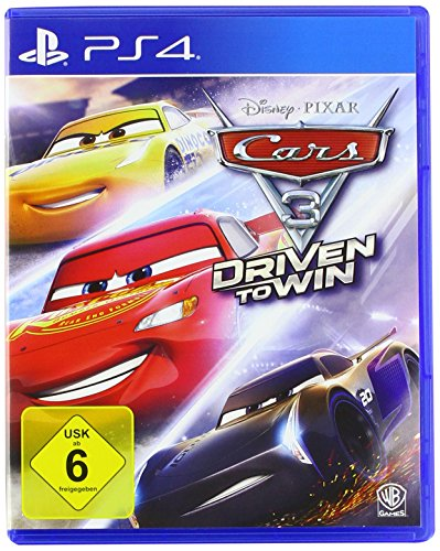 Cars 3: Driven To Win - PlayStation 4 [Importación alemana]