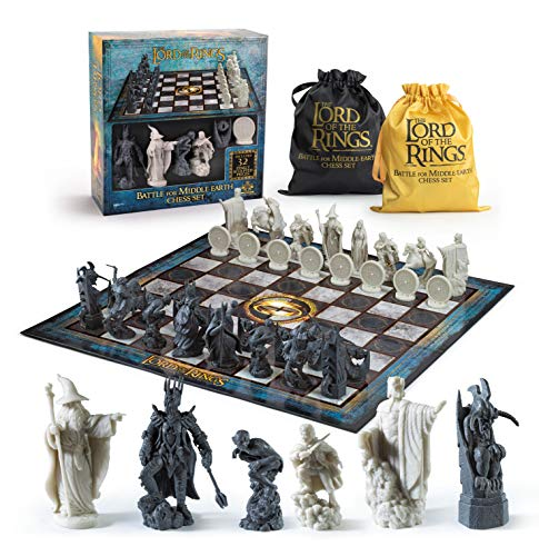 The Lord of The Rings - Chess Set: Battle for Middle-Earth