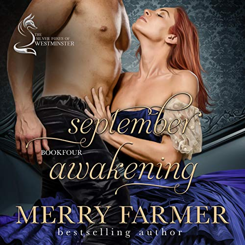 September Awakening Audiobook By Merry Farmer cover art