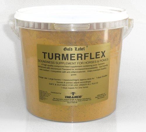 Gold Label Turmerflex Horse Joint Supplement x Size: 3 Kg