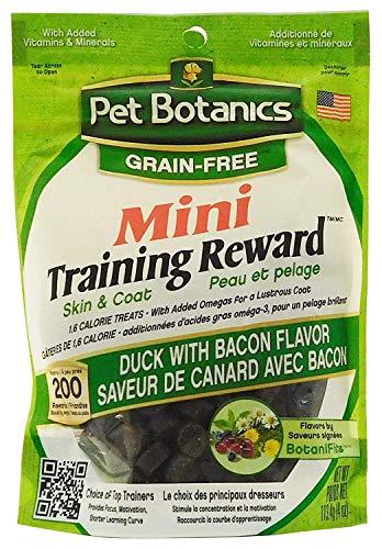 Best pet botanics training rewards