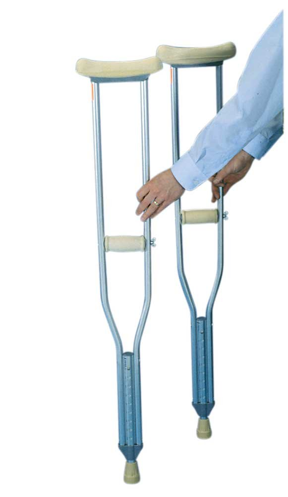 Aluminum Crutches With Ranking TOP1 Tall Accessories free shipping Adult