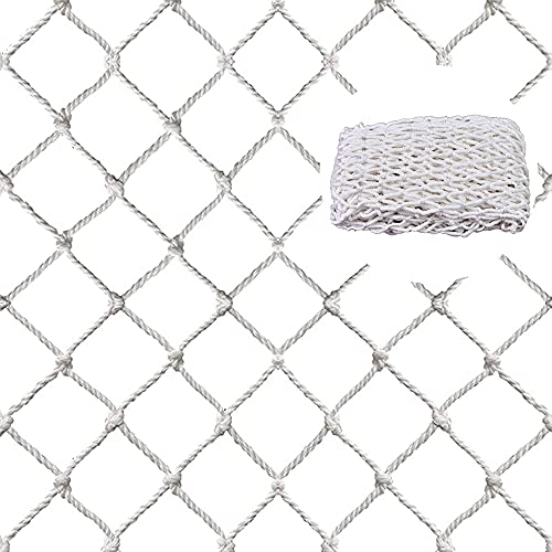 Pet Anti-fall Protective Netting, Safety Stairs Rail Net, Safe Banister Railing Mesh Guard, Sturdy and Easy Install, for Indoor Outdoor Balcony Window