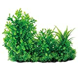 Acuario Plants Fish Tank Decorations Large Plastic Artificial Plant Gold Fish Waterscape Fish Hides Waterscape Fish Hides Thick Growth of Grass (Type-A)