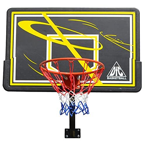 Canasta de Baloncesto Aro De Baloncesto Montado En La Pared, Aro De Baloncesto Interior Y Al Aire Libre para Adultos, Niños Y Adolescentes, Adecuado para Baloncesto No. 1-7