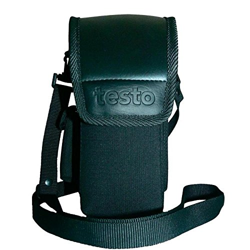 Testo 4029547012877 tas voor warmtebeeldcamera zwart