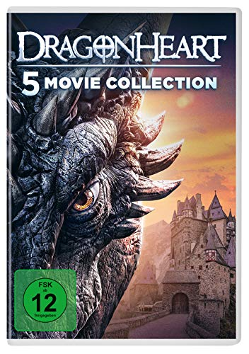 Dragonheart 5-Movie Collection [5 DVDs]