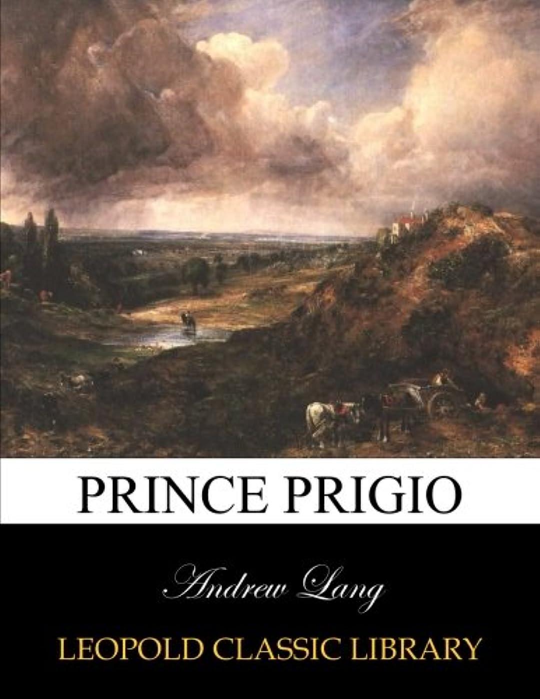 ささいな壊す季節Prince Prigio