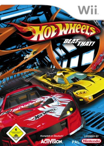 Activision  Hot Wheels: Beat That!, Wii