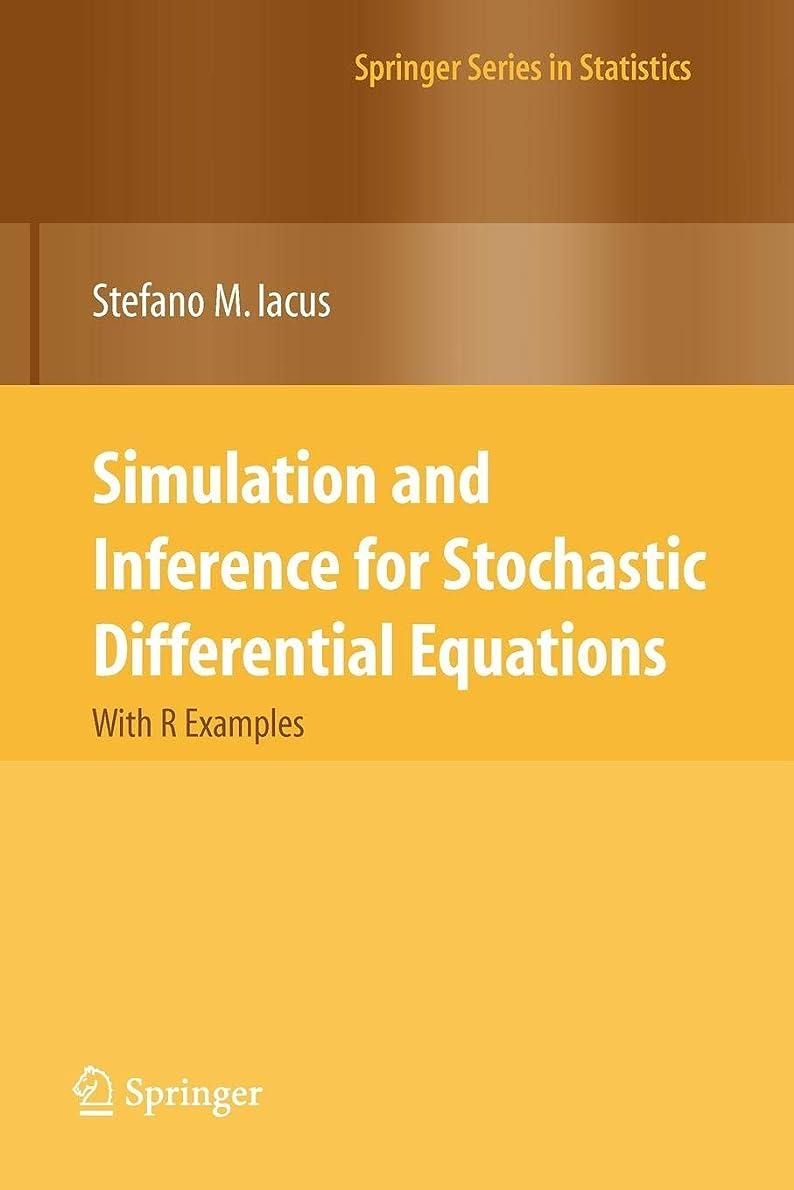 ちっちゃい学習販売計画Simulation and Inference for Stochastic Differential Equations: With R Examples (Springer Series in Statistics)