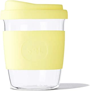 SOL CUPS 8OZ Cup - Yummy Yellow