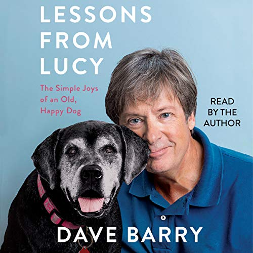 Lessons from Lucy audiobook cover art