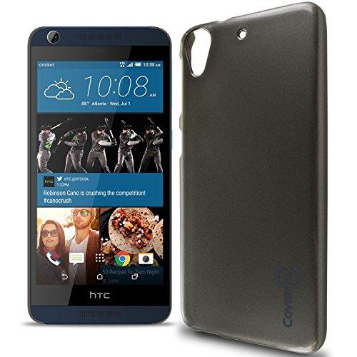 HTC Desire 626 Case, HTC Desire 626s Hard Case, CoverON [Slender Fit Series] Slim Matte Hard Polycarbonate Back Cover Phone Case for HTC Desire 626 / 626s - Gunmetal Gray