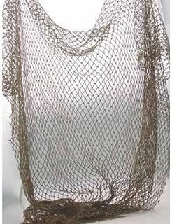 Greenish Brown Decorative Fish Netting