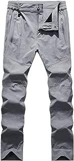 SKYSPER Homme Pantalons de Sport Chaud Confortable Pantalon de Surv/êtement Cycliste Sport en Automne//Hiver Coupe-Vent Pantalons de Jogging Camping Randonn/ée Trekking Noir M-XXXL