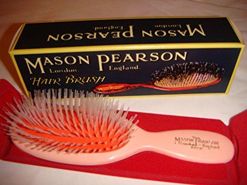 Mason Pearson Brushes Nylon Pocket N4 Pink