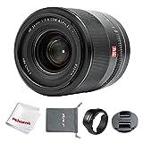 Viltrox 24mm F1.8 Objetivo Gran Angular de fotograma Completo con Enfoque automático, Compatible con la cámara sin Espejo Nikon con Montura Z Z5 Z6 Z6 II Z7 Z7 II Z FC Z50