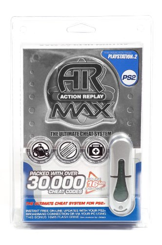 Action Replay Max Evo Edition (PS2) [Edizione: Regno Unito]