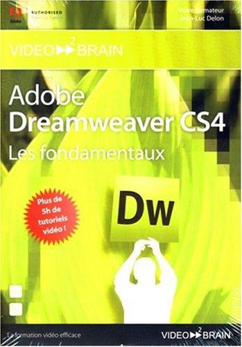 Adobe Dreamweaver CS4: Les fondamentaux (Jean-Luc Delon)