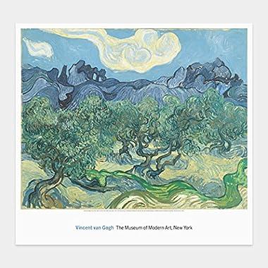 Van Gogh: The Olive Trees