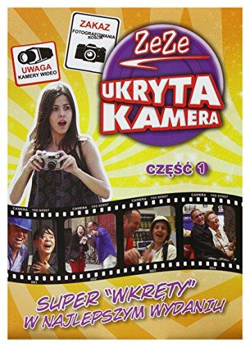 Ukryta kamera 1 [DVD] (Keine deutsche Version)