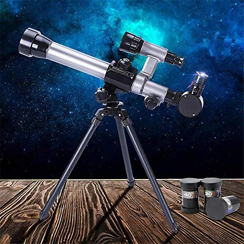 ZXDFG Fernglas Spektive, Teleskope 20X-40X HD-Simulation Astronomische Teleskope für Vogelbeobachtung, Reisen, Konzert, Sport, Outdoor