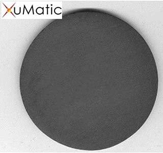 XuMatic XY-STCIGS0003, CIGS(0.98:0.8:0.2:2 at) Sputtering Target, Dia3'' x Th1/4'', 99.99%